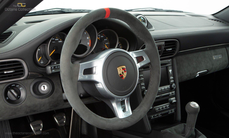 2011 PORSCHE 911 GT3 RS 4L // PAINT TO SAMPLE BASALT BLACK  For Sale (picture 14 of 24)