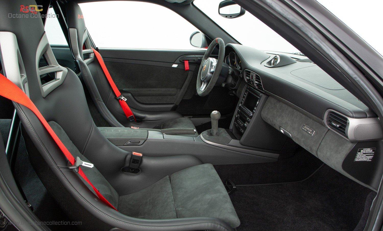 2011 PORSCHE 911 GT3 RS 4L // PAINT TO SAMPLE BASALT BLACK  For Sale (picture 15 of 24)