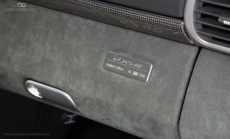 2011 PORSCHE 911 GT3 RS 4L // PAINT TO SAMPLE BASALT BLACK  For Sale (picture 18 of 24)