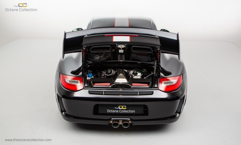 2011 PORSCHE 911 GT3 RS 4L // PAINT TO SAMPLE BASALT BLACK  For Sale (picture 19 of 24)