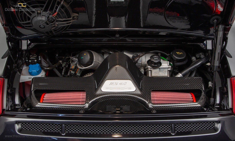 2011 PORSCHE 911 GT3 RS 4L // PAINT TO SAMPLE BASALT BLACK  For Sale (picture 20 of 24)