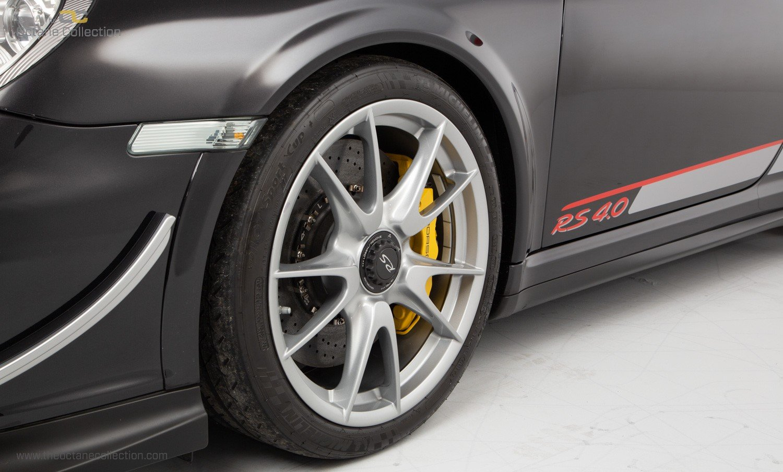 2011 PORSCHE 911 GT3 RS 4L // PAINT TO SAMPLE BASALT BLACK  For Sale (picture 21 of 24)
