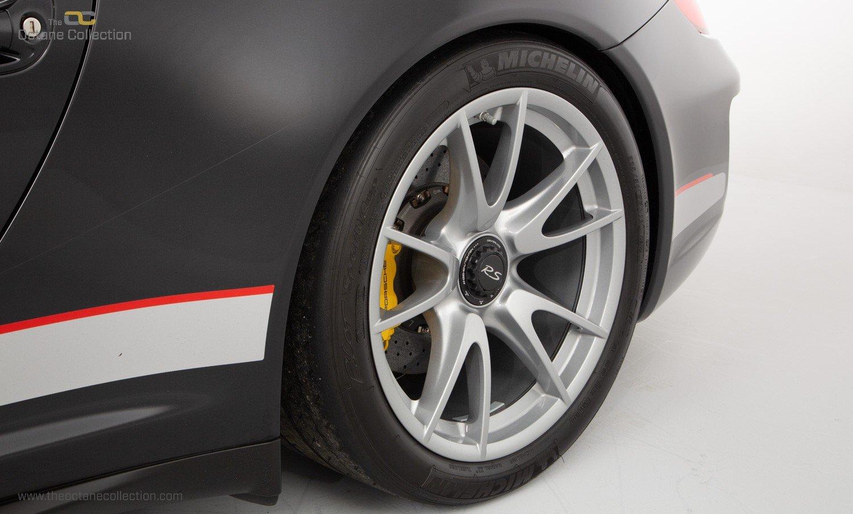 2011 PORSCHE 911 GT3 RS 4L // PAINT TO SAMPLE BASALT BLACK  For Sale (picture 22 of 24)