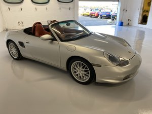 2004 Outstanding Porsche Boxster ONLY 28000 miles