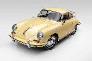 1965 Porsche 356SC Coupe = solid driver clean $129.5k For Sale