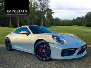 Porsche  911  992 CARRERA 4S COUPE 2020 MODEL 8 SPEED PDK AU