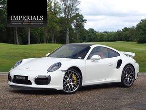 2015 Porsche  911  991 TURBO S COUPE PDK AUTO  94,948