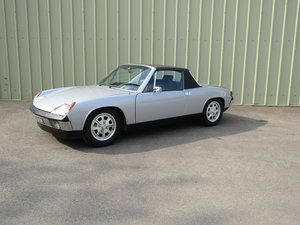 Porsche 914 2.0 1974 matching numbers, California Import