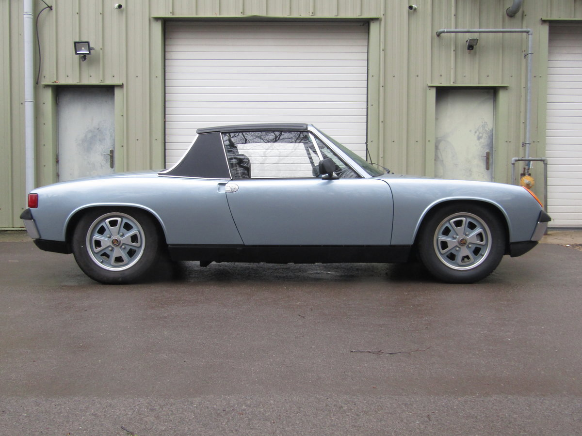 1974 Porsche 914, Conversion with 911sc engine. Rust Free For Sale (picture 1 of 6)