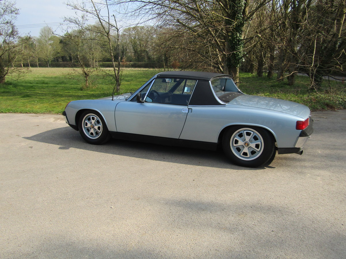 1974 Porsche 914, Conversion with 911sc engine. Rust Free For Sale (picture 3 of 6)