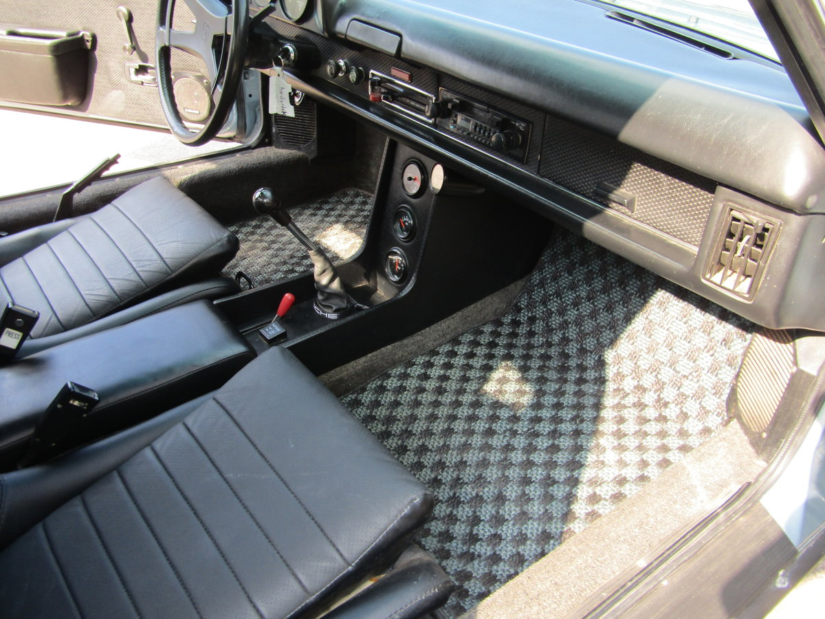 1974 Porsche 914, Conversion with 911sc engine. Rust Free For Sale (picture 6 of 6)