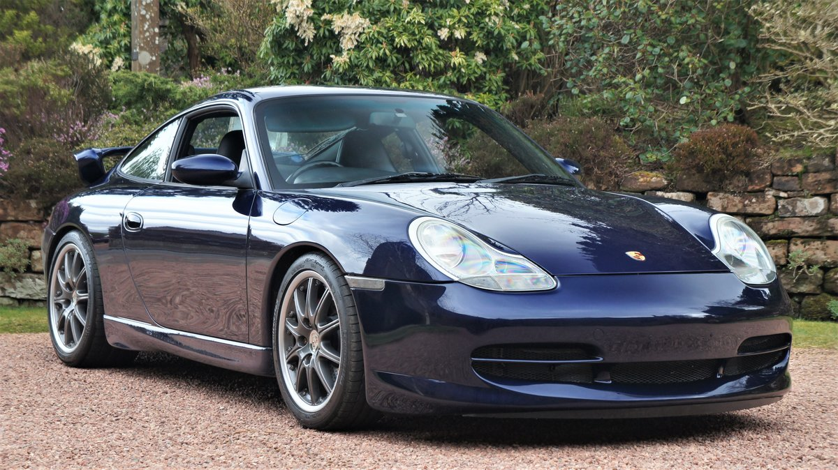 2001 Porsche 911 996 c4 £43000 worth of bills  For Sale (picture 1 of 6)