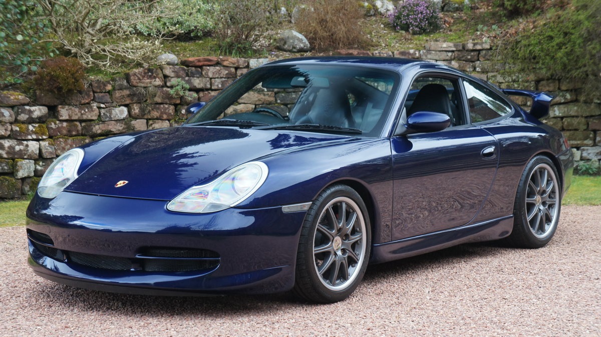 2001 Porsche 911 996 c4 £43000 worth of bills  For Sale (picture 2 of 6)