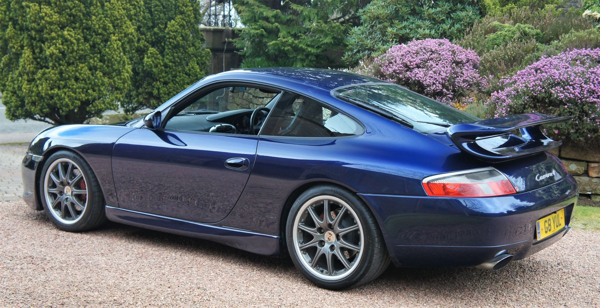 2001 Porsche 911 996 c4 £43000 worth of bills  For Sale (picture 3 of 6)