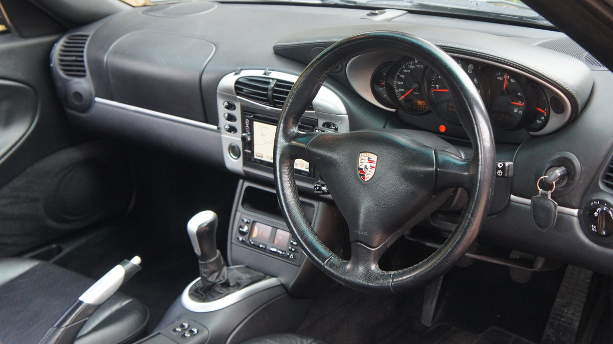 2001 Porsche 911 996 c4 £43000 worth of bills  For Sale (picture 4 of 6)