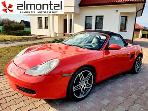 Picture of 1997 PORSCHE BOXSTER 986 2.5 204KM