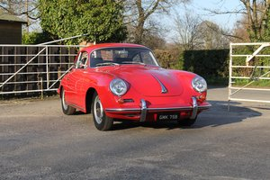 Picture of 1964 Porsche 356C Coupe - Original RHD SOLD