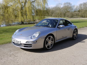 2005 (55) Porsche 911 Carerra 4 S (997)