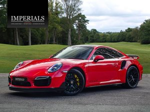 Porsche  911  991 TURBO S COUPE PDK AUTO  94,948