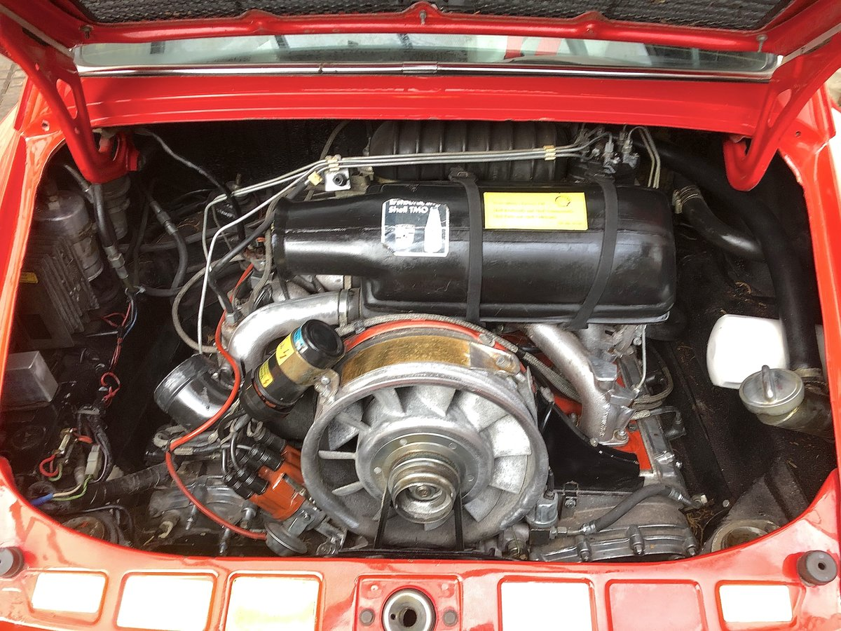 1972 PORSCHE 911 Carrara RS Touring Evocation Uk example ( 911E ) For Sale (picture 6 of 6)