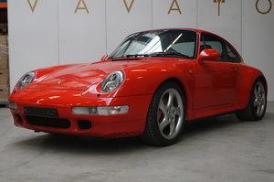 PORSCHE 911/993 CARRERA 4S, 1996