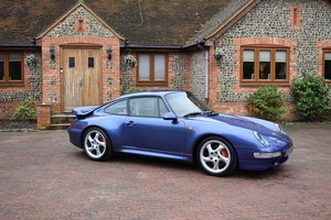 1997 Porsche 911 (993) Turbo RHD