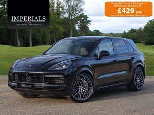 2018 Porsche  CAYENNE  V8 TURBO 550 BHP 8 SPEED TIPTRONIC AUTO  7 For Sale