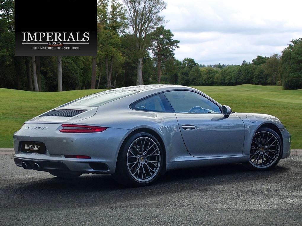 2016 Porsche  911  CARRERA COUPE PDK AUTO  59,948 For Sale (picture 3 of 23)