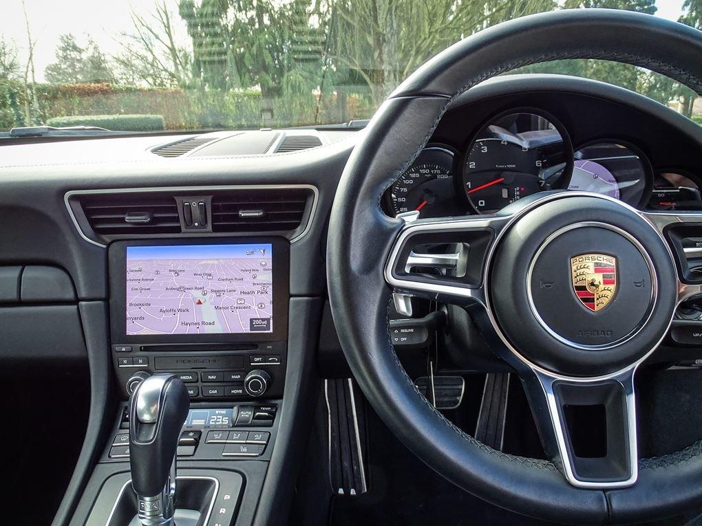 2016 Porsche  911  CARRERA COUPE PDK AUTO  59,948 For Sale (picture 7 of 23)