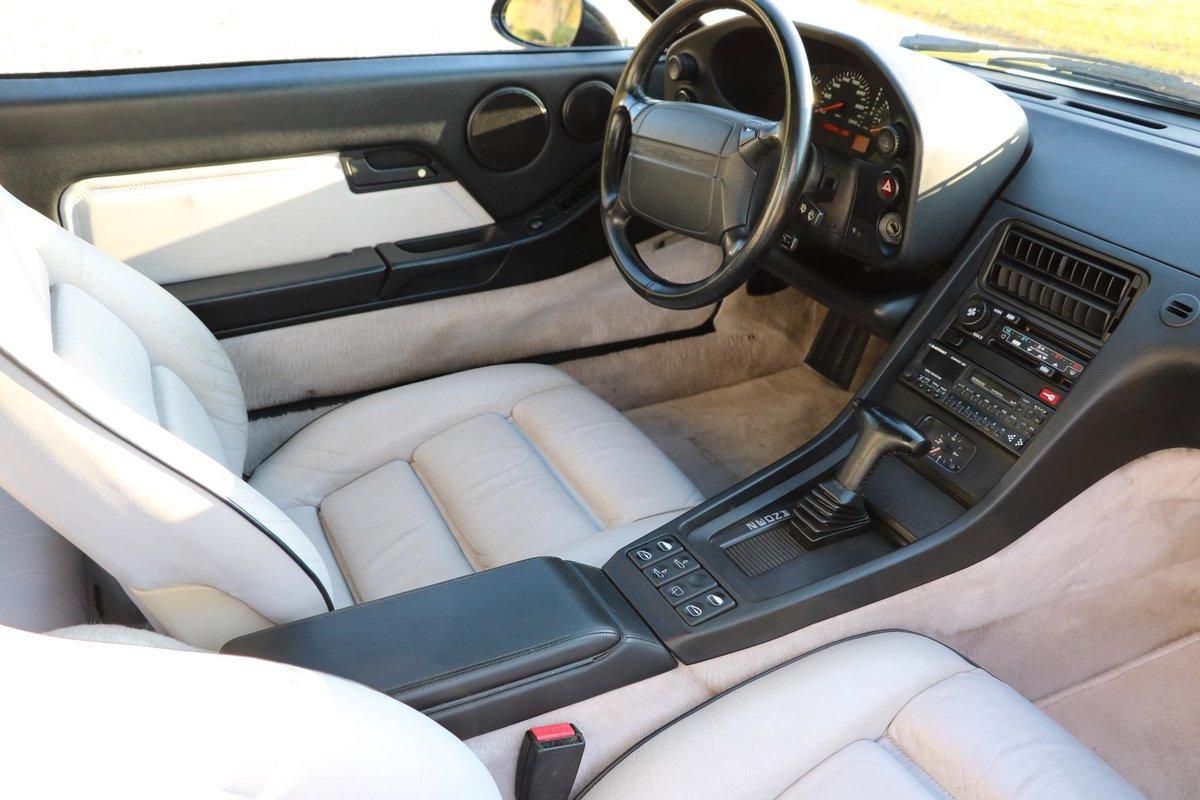 1992 Unique Porsche 928 GTS For Sale (picture 4 of 6)