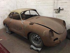 1964 Porsche 356 C Restoration Project LHD  + Parts