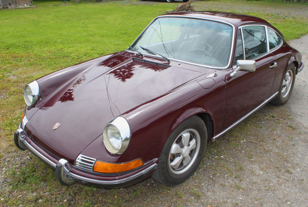 1969 911s for Sale - Several Air cooled cars in stock For Sale (picture 1 of 6)