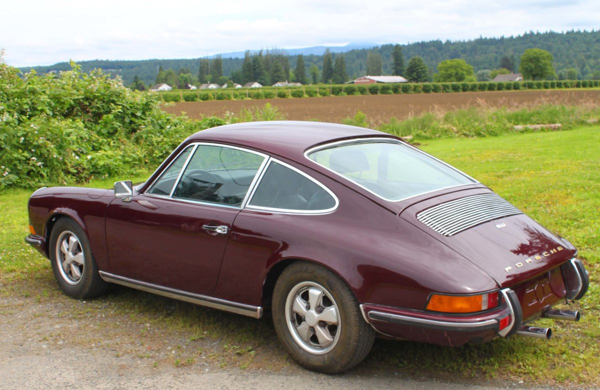 1969 911s for Sale - Several Air cooled cars in stock For Sale (picture 2 of 6)