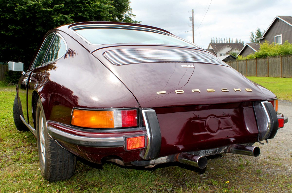 1969 911s for Sale - Several Air cooled cars in stock For Sale (picture 5 of 6)