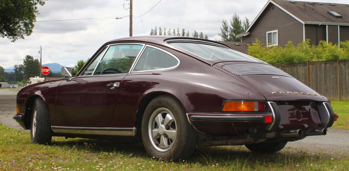 1969 911s for Sale - Several Air cooled cars in stock For Sale (picture 6 of 6)