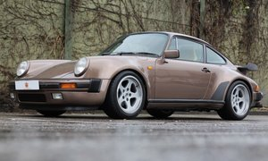 1981 – PORSCHE – RUF BTR II 3.4L – 911 Turbo For Sale