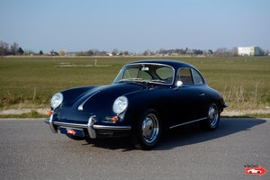 Porsche 356 C 1600 Coupe 1965 - lovely car, drives great For Sale