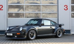 1984 – PORSCHE – 911 (930) Turbo WLS 3.3L - Exklusiv For Sale
