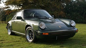 Oak Green Porsche 911 SC