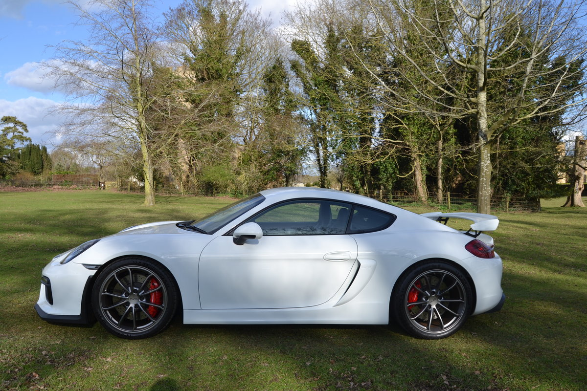 2015 Porsche Cayman 981 GT4  For Sale (picture 5 of 6)