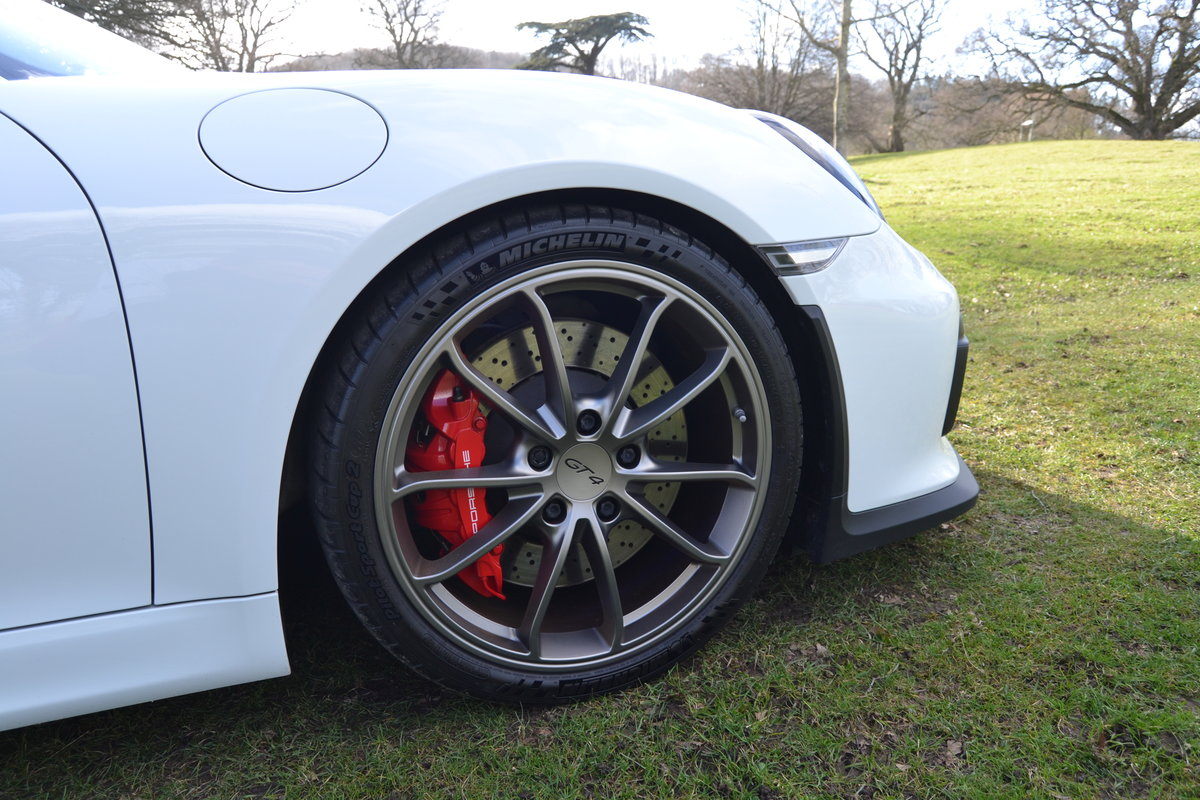 2015 Porsche Cayman 981 GT4  For Sale (picture 6 of 6)