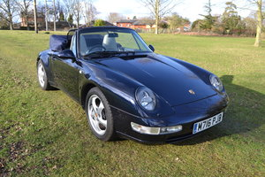 Picture of 1995 Porsche 993 Carrera 2 Cabriolet