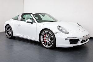 2014 Porsche 911 4S Targa PDK