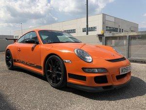 2007 LHD Porsche 997 GT3 RS  For Sale