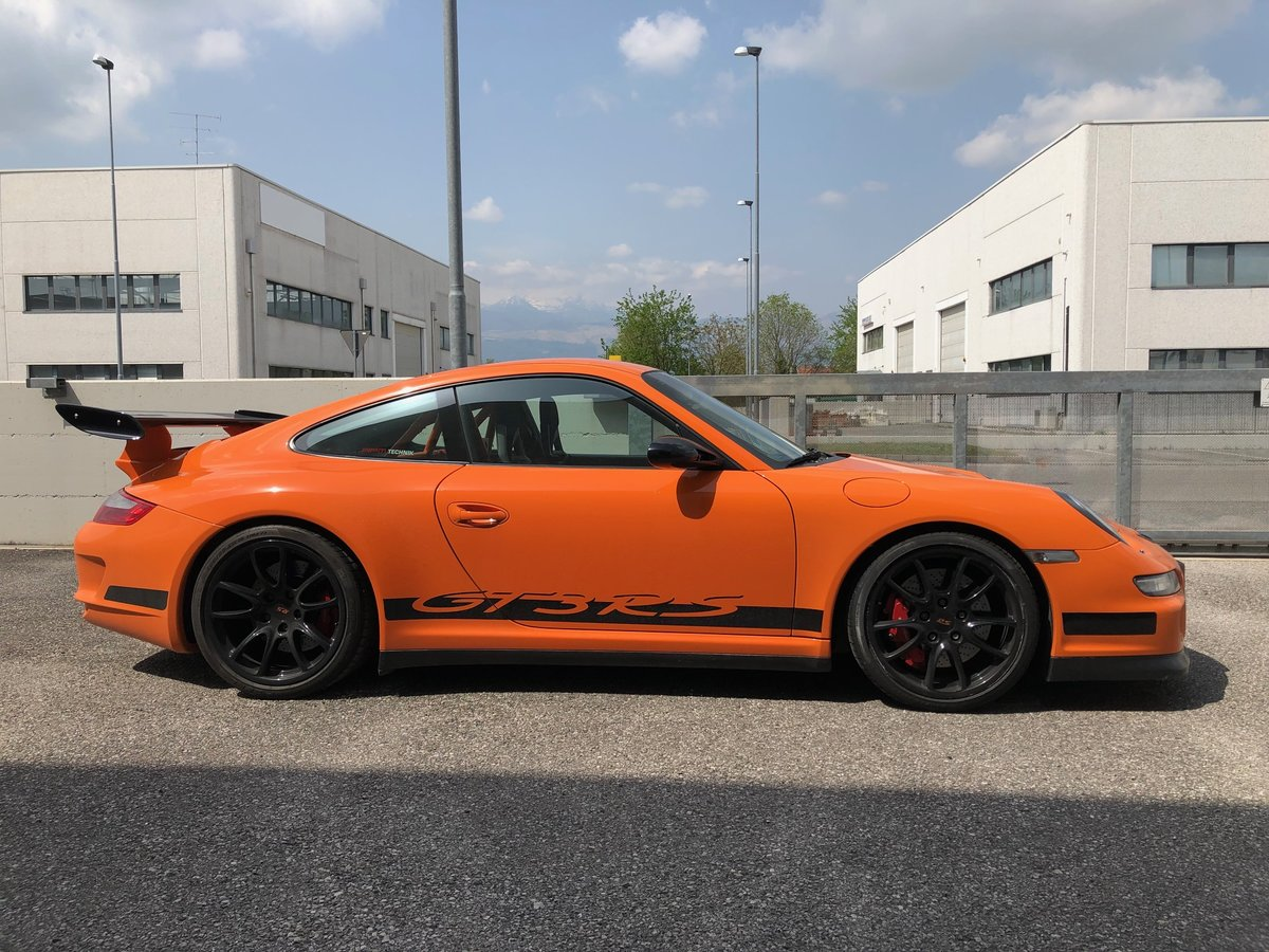 2007 LHD Porsche 997 GT3 RS  For Sale (picture 2 of 6)