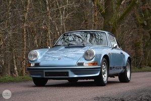 1980 Porsche 911 SC – RS Tribute