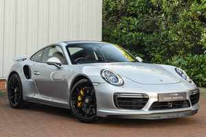 2016 Porsche 991 Turbo S Gen 2