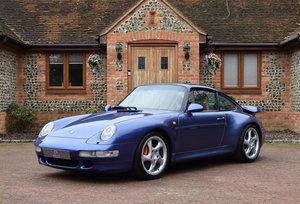 1997 Porsche 911 (993) Turbo RHD