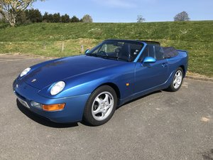 968 Convertible Automatic