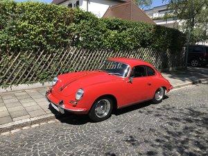 Porsche 356 B 1600 Coupe, Porsche Klassic full restoration